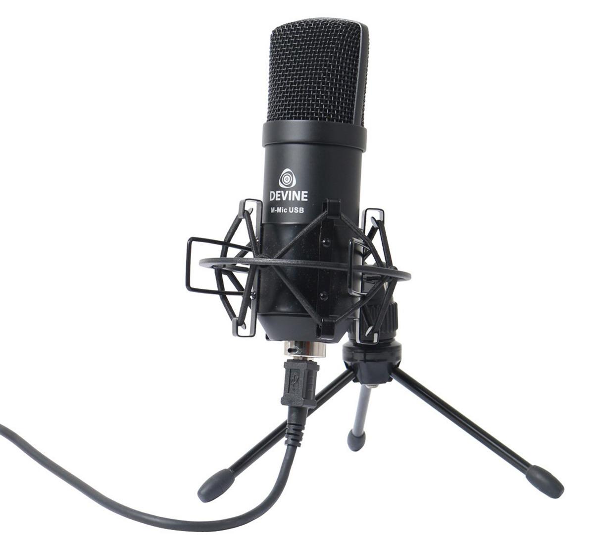 LD Systems PODCAST 2 Studio mikrofonsett USB mikrofoner