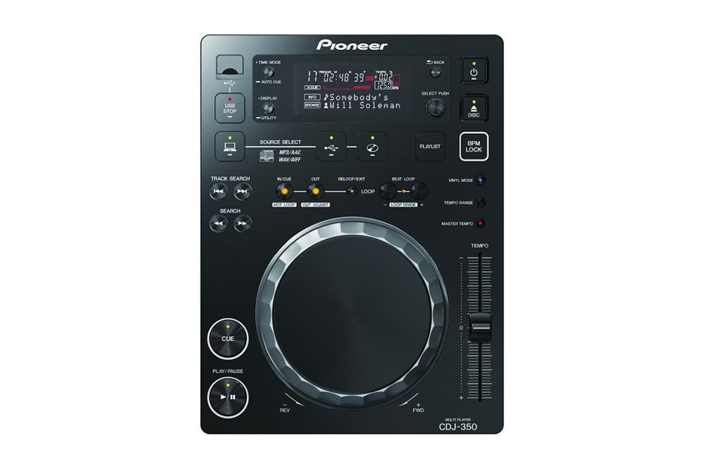 Image of   Pioneer CDJ-350