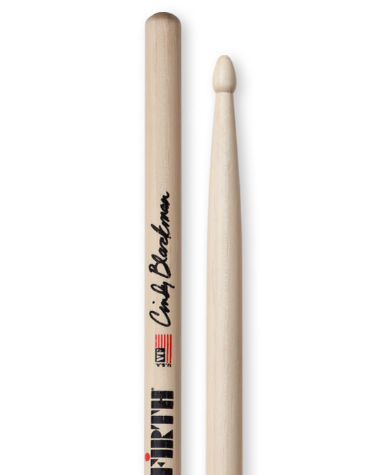 Image of   Vic Firth Cindy Blackman signatur trommestikker