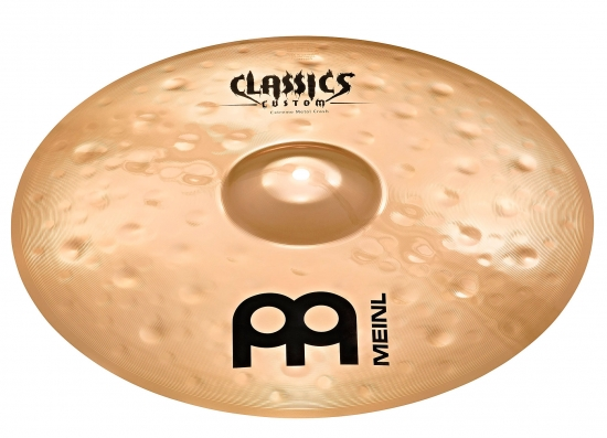 "Image of   Meinl 16"" Classics Custom Extreme Medium Crash"