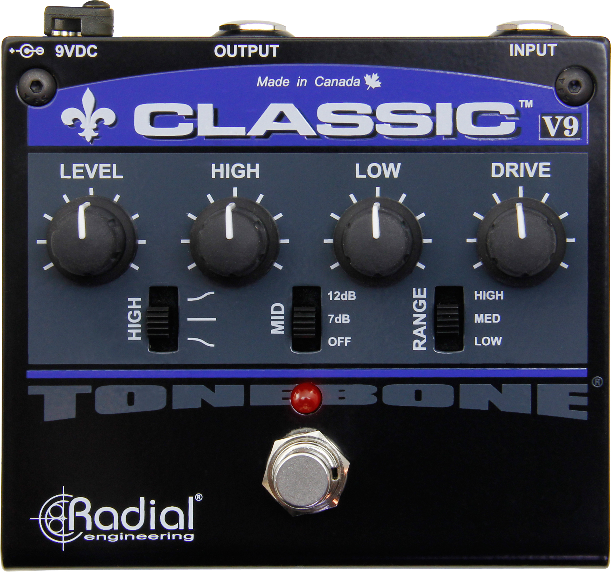 Image of   Radial Classic V9
