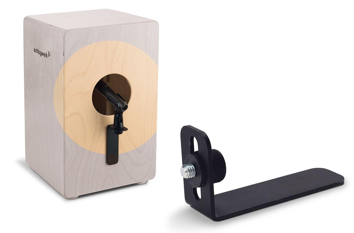 Image of   Schlagwerk mikrofonholder til cajon