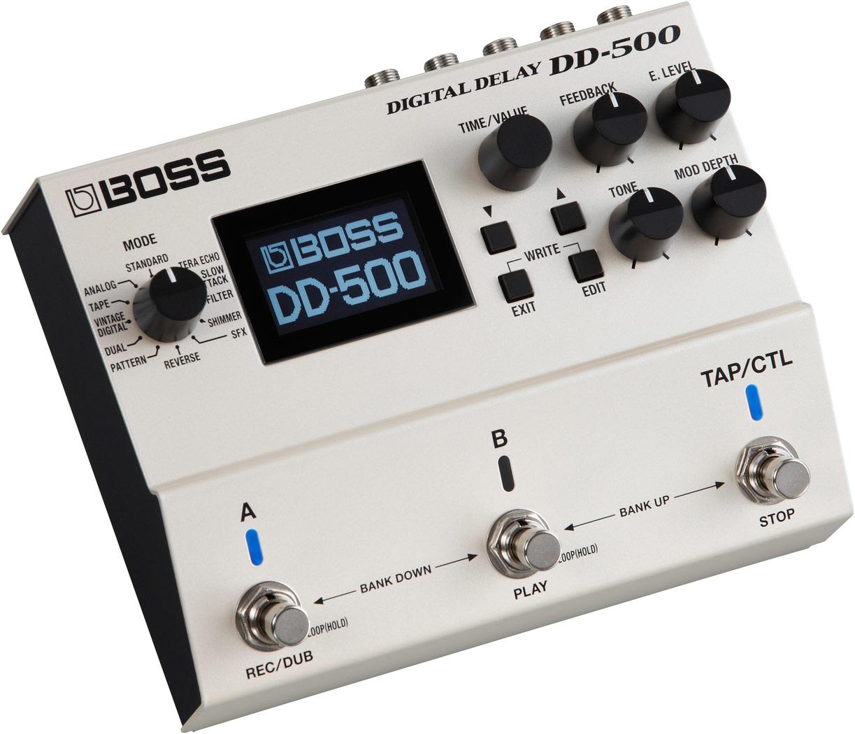 Image of   Boss DD-500