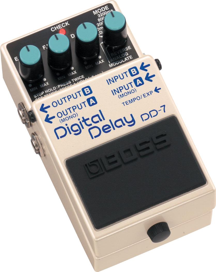 Image of   Boss DD-7