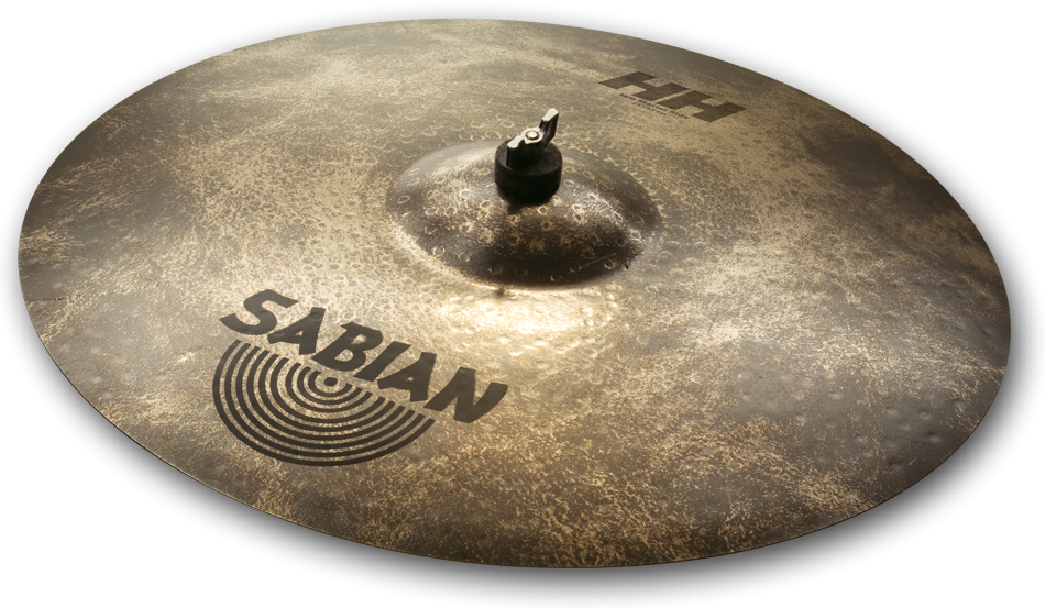 "Sabian 20"" HH Raw Dry Ride DEMO"