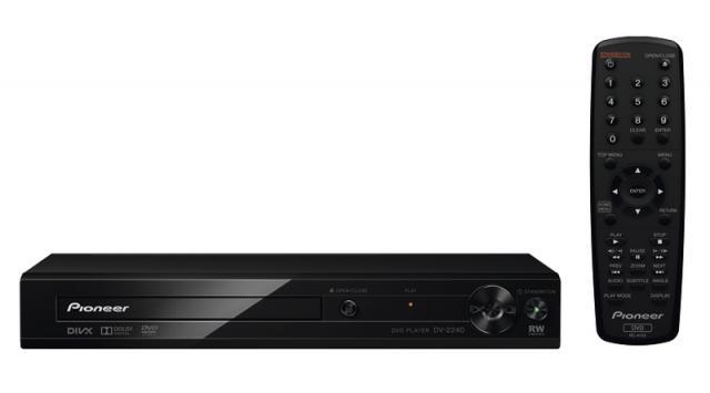 Pioneer DV-2242 DVD afspiller