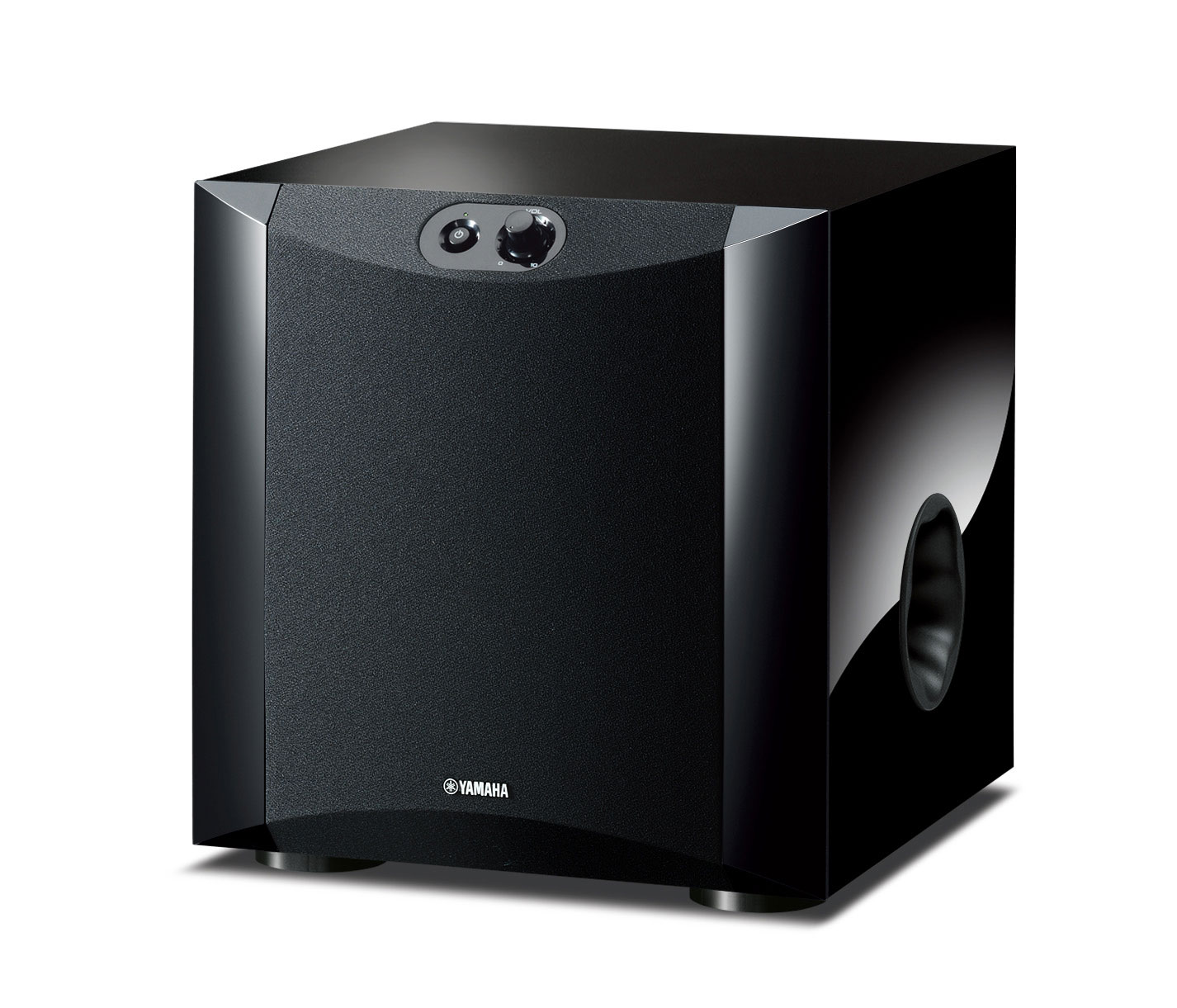 Image of   Yamaha Subwoofer NS-SW200 - Sort
