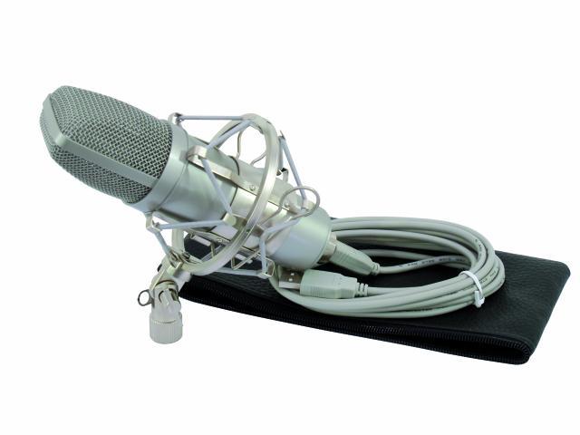 USB mikrofoner