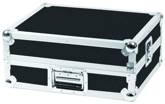Mixer case Pro MCB-19, sloping, black 8U