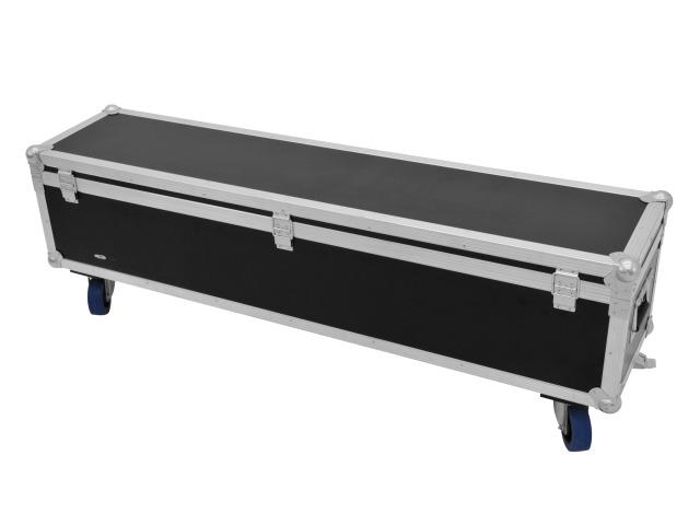 Universal Flightcase Pro 140x30x30cm Med Hjul