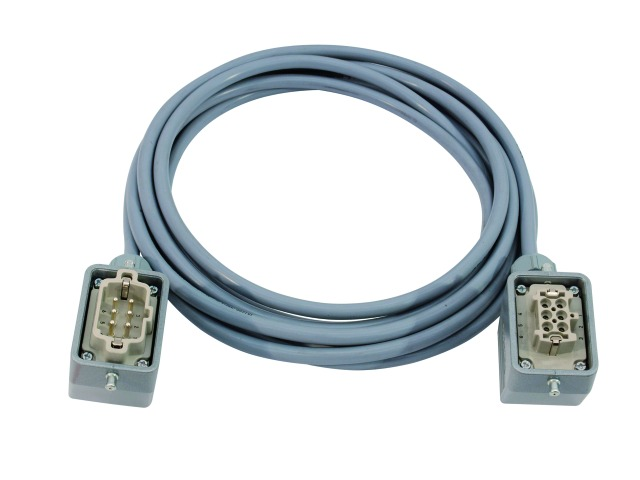Image of   EUROLITE ECN-605 Multicable 5m, 6 pins