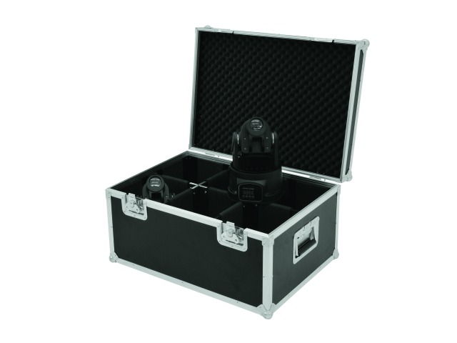 Image of   Flightcase For 6x TMH-6/7/8/9/PK - Eurolite