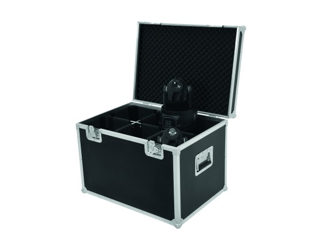 Image of   Flightcase For 6x TMH-6/7/8/9/PK Med Clamp - Eurolite