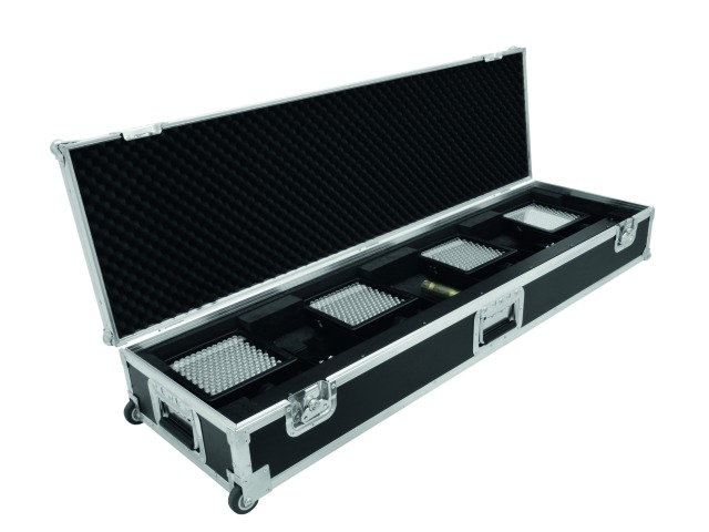 Image of   Flightcase for KLS lys sæt - Eurolite