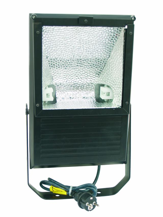 Image of   Eurolite Outdoor spot 150W WFL Sort A