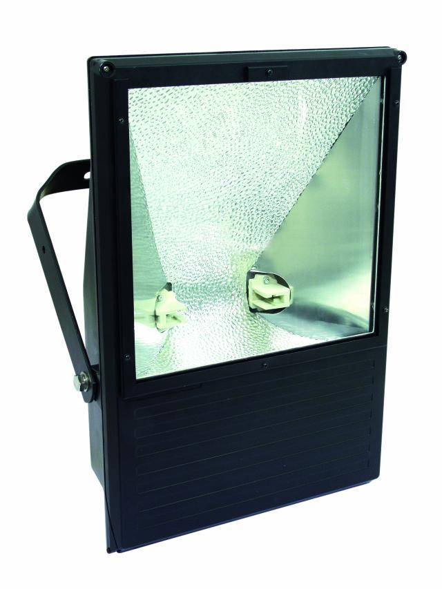 Image of   Eurolite Outdoor spot 250W WFL Sort A