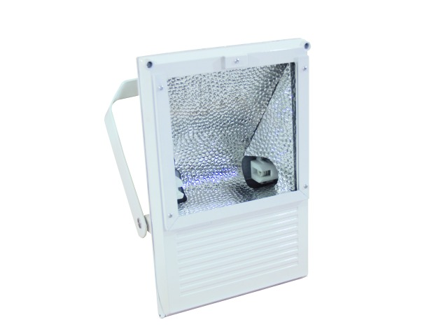 Image of   Eurolite Outdoor spot 250W WFL Hvid A