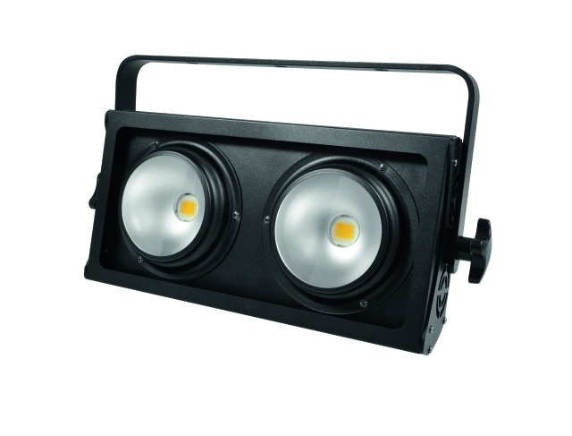 Image of   Eurolite Audience Blinder 2x100W LED COB 3200K