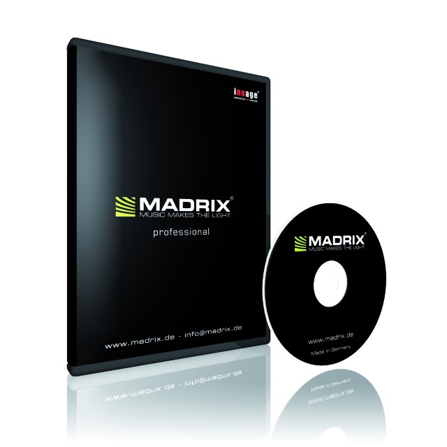 MADRIX Upgrade DVI > Professional
