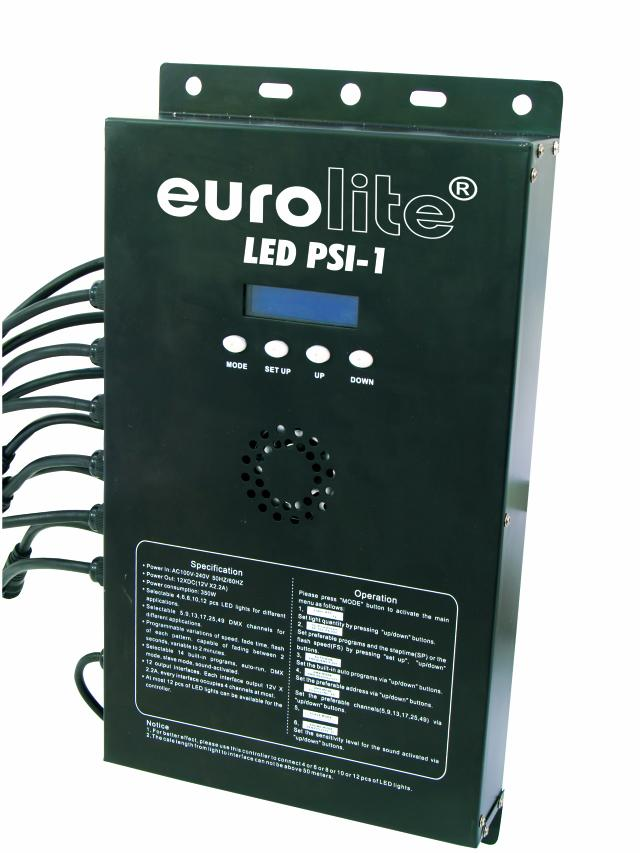 Eurolite LED PSI-1 DMX