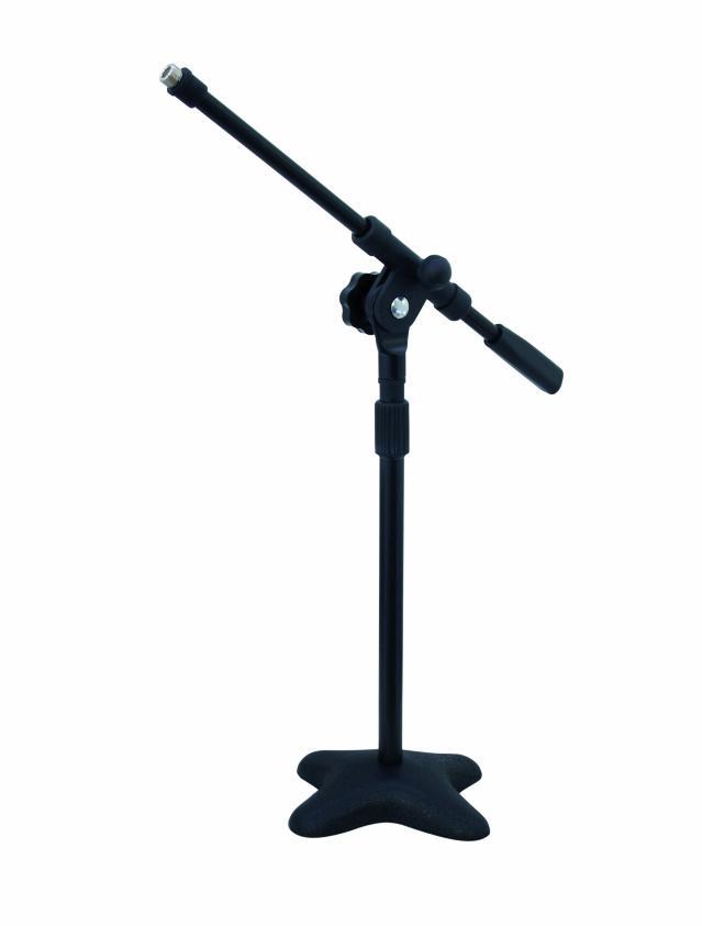 Image of   Mikrofon bordstand 30-43cm boom