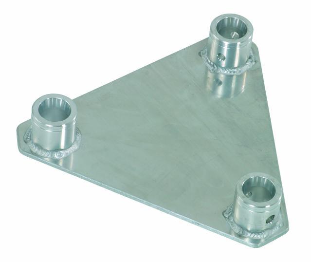 Image of   Alutruss TRILOCK base/wall-plate QTGP