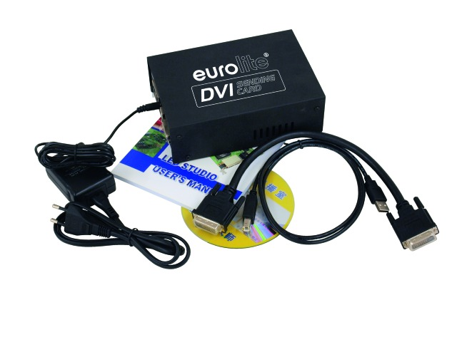 Image of   Eurolite external DVI sending card