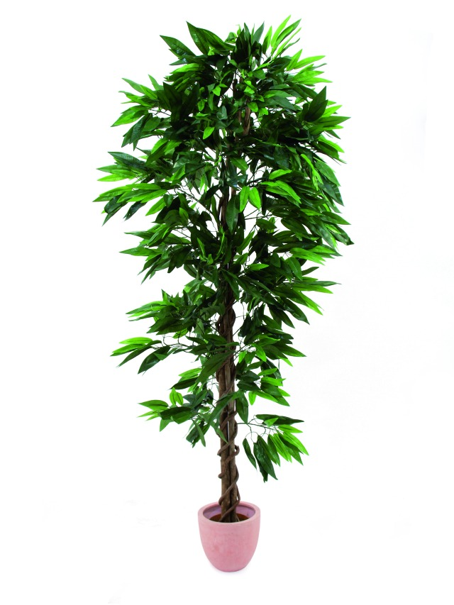 Kunstig Jungle tree Mango, 210cm