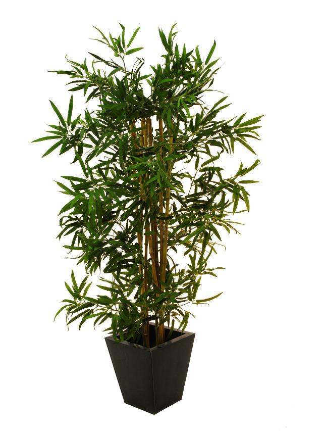 Kunstig Bambus multi-stamme, 150 cm