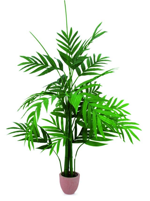 Kunstig Areca Palmetræ, 230cm