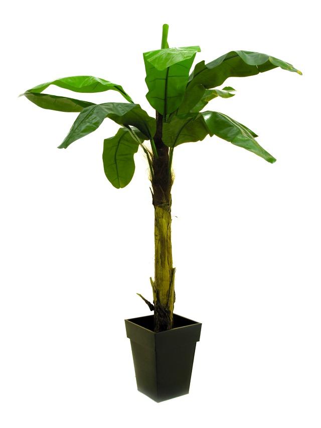 Kunstig Banana tree, 220cm