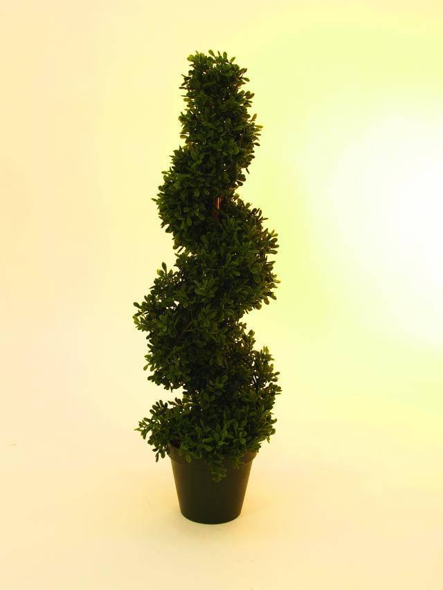 Billede af XL Palms, Kunstig Spiral tree, 61cm