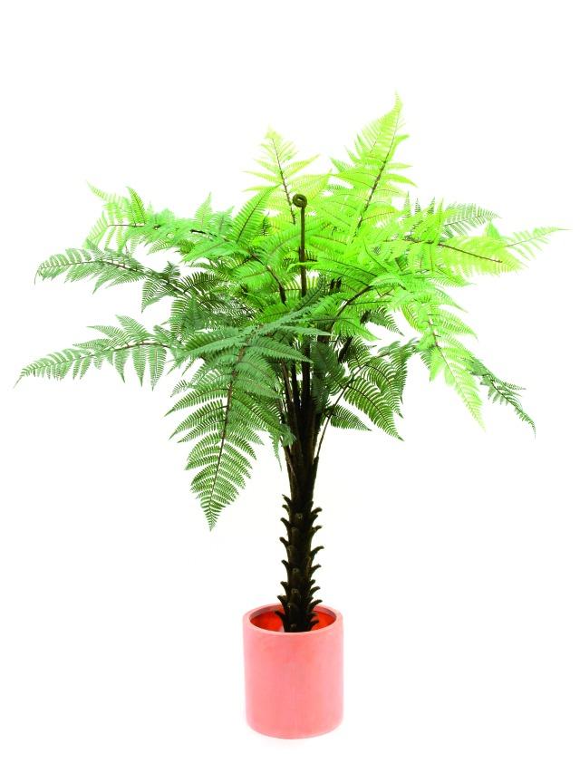 Kunstig Woodwardia tree, 180cm