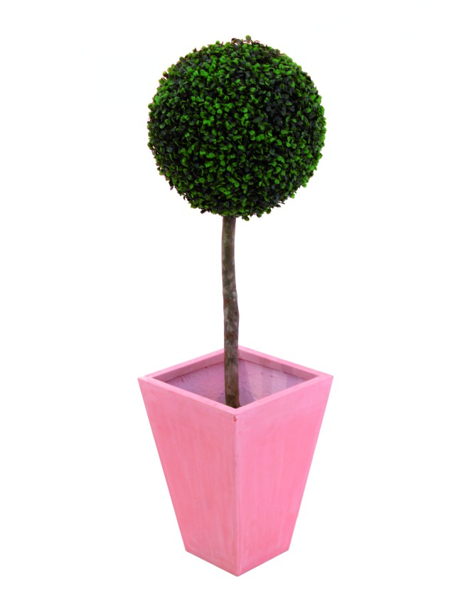 Image of   Kunstig Boxwood tree, 110cm, d=60cm