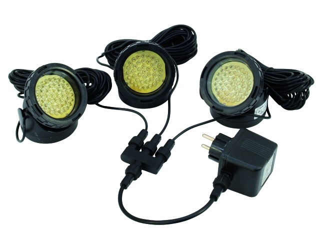 Image of   Eurolite LED IP WW-40 Blue 5mm Spot