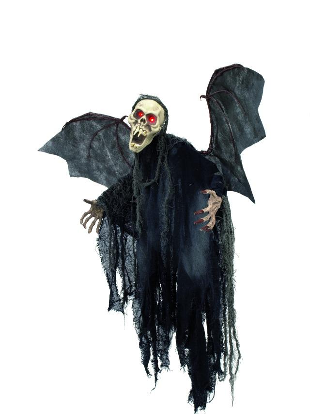 Image of   Halloween flagermus spøgelse, 85 cm