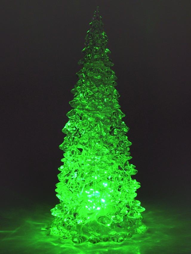 Utroligt LED Juletræ, 12 cm → Køb online HER JF23