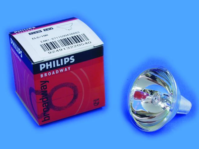 Billede af Halogen pære ELC/10H 24V/250W - Philips