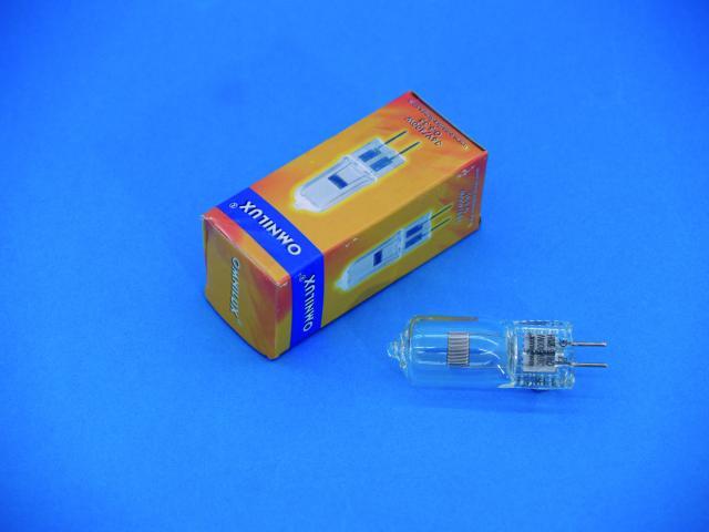Image of   OMNILUX FCS 24V/150W G-6.35 500h 3300K