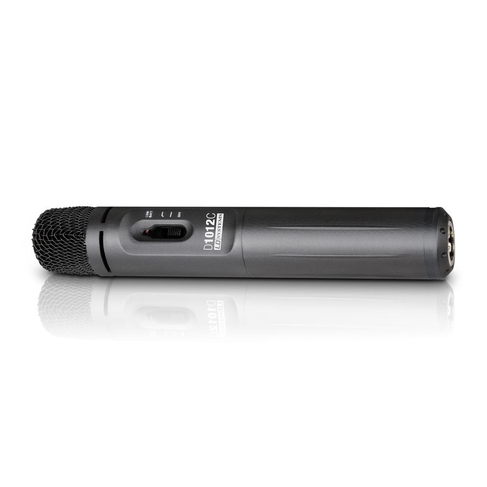 LD Systems D 1012 C Instrument Kondensator Mikrofon