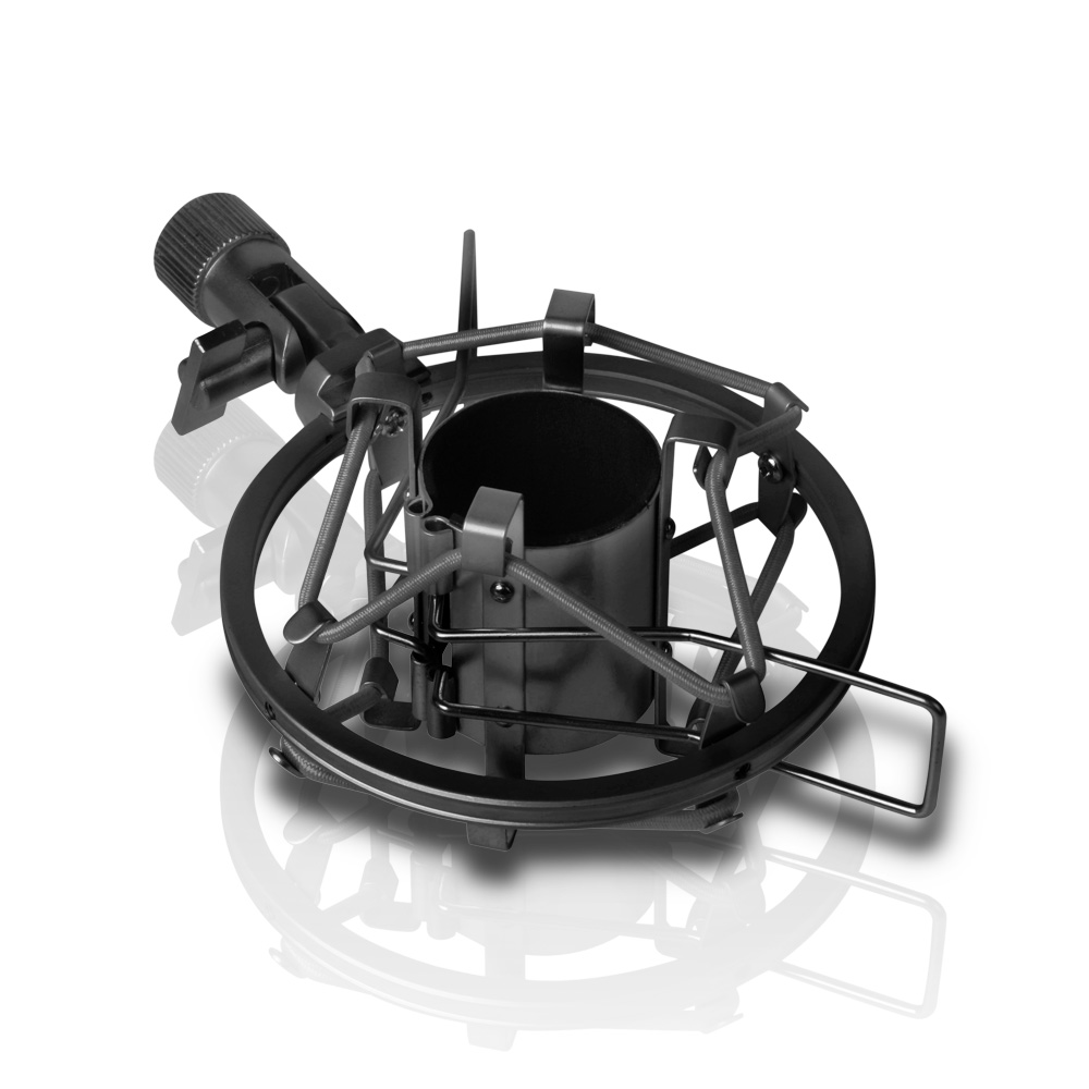 Image of   LD Systems DSM 40 Mikrofon Shock Mount 40 - 44 mm Sort