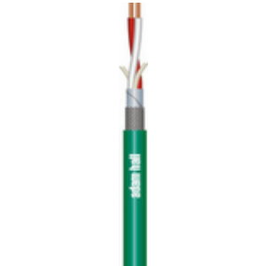 Image of   Signal Mikrofon Kabel 2 x 0.22 mm² Grå