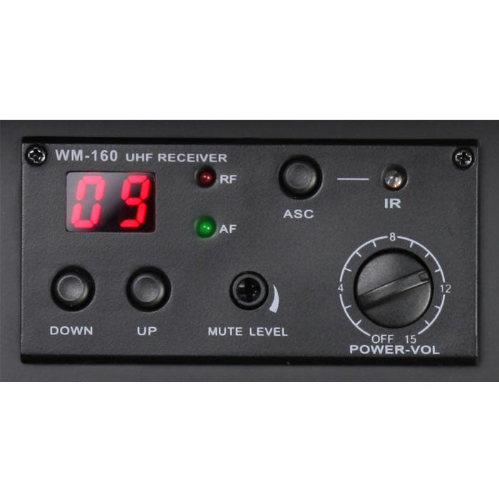 Image of   LD Systems UHF Modtager Modul til Roadman og Roadboy