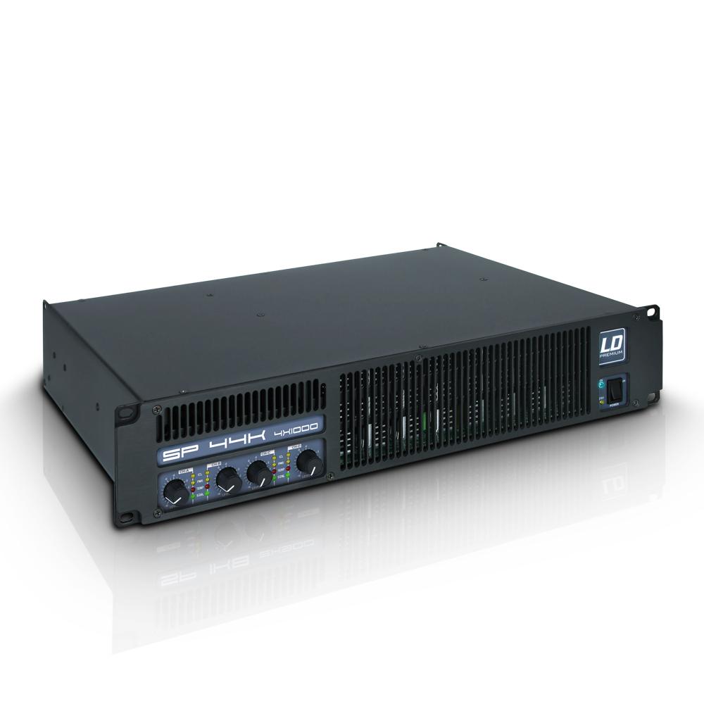LD Systems SP 44K Forstærker 4 x 430W 8 Ohm