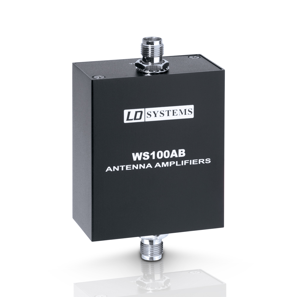 LD Systems WS 100 AB Antenneforstærker