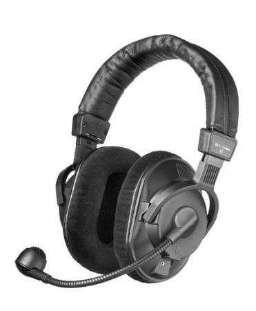 Beyerdynamic DT 290 MK II LTD 200/80 Ohm 3-pin XLR han og 1/4