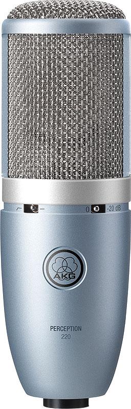 Image of   AKG Perception 220 Studiomikrofon