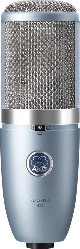 Image of   AKG Perception 420 Studiomikrofon