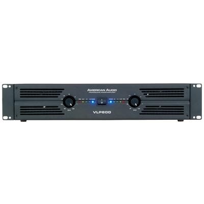 American Audio VLP600 Forstærker 2x200W 8 Ohm