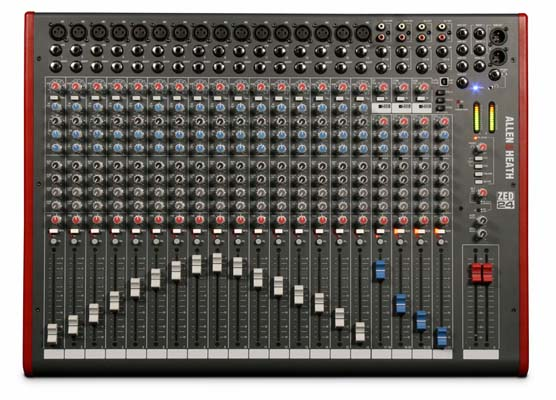 Image of   Allen & Heath ZED 24
